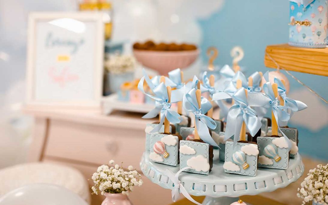 Planning a Gender Reveal Party