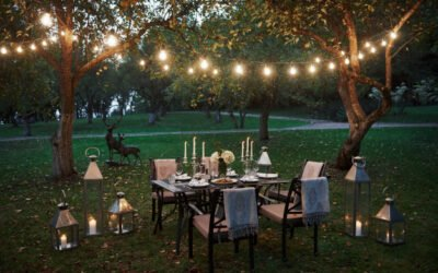 Making Your Party One to Remember With Event Rental Equipment