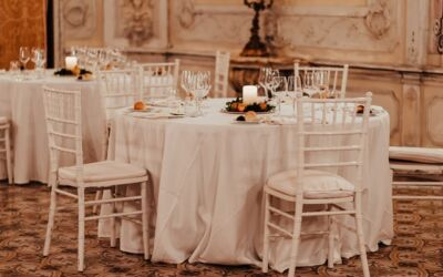 Table and Chair Rentals in Toronto – What You Should Know